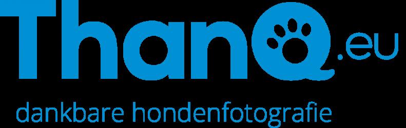 Logo: ThanQ.eu - dankbare hondenfotografie
